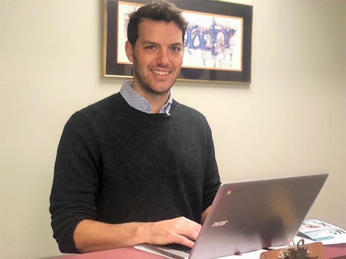 Zach Haigney